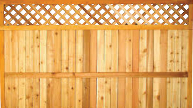 FENCES & DECK