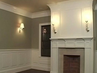 CROWN MOLDING & TRIM
