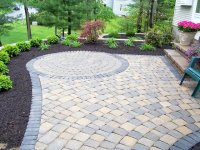 PAVER & CONCRETE WORK